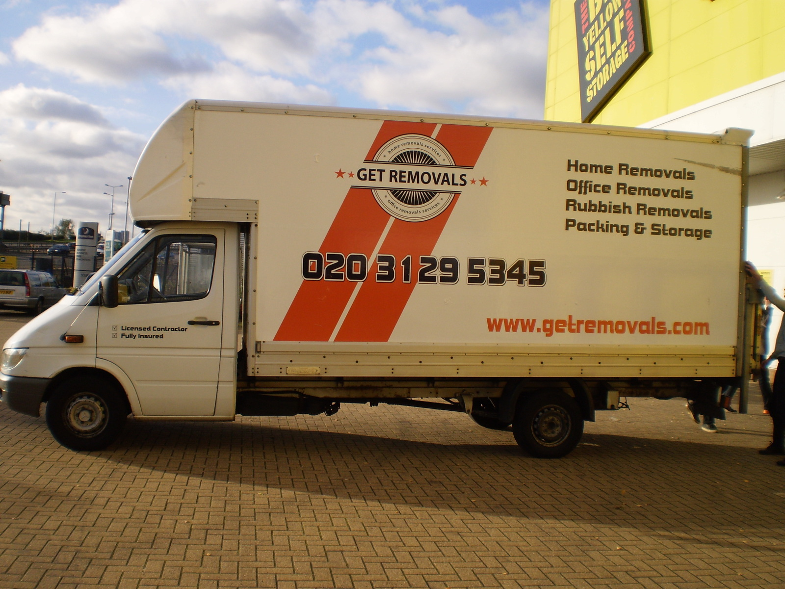 Get Removals London The Trusted Removal Firm In London