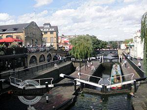 River in Camden
