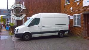 Croydon-van