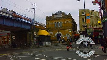 Hackney-Central