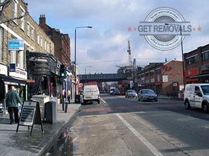 Street in Hackney