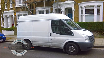 Havering removal vehicle