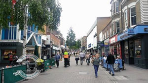 Sutton High Street