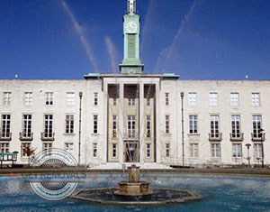 Town Hall - Waltham Forest