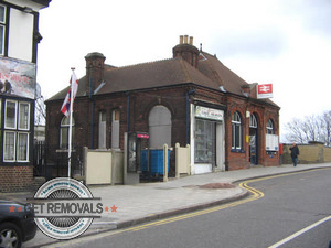 Bellingham-station
