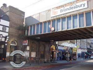 Brondesbury-railway-station