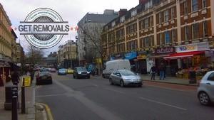 Brondesbury-shops