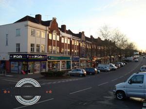 Chelsfield-shops