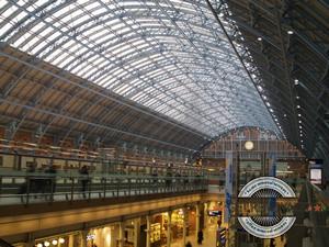 St-Pancras-Station