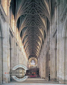 Winchester cathedral the longest cathedral in the world get removals - Round table winchester cathedral ...