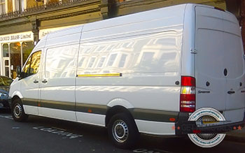 Clerkenwell-safe-vans