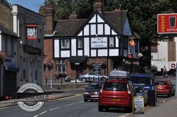 Crayford-pub