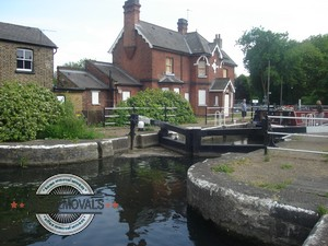 Enfield-Lock-River