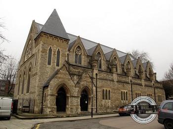 Pentonville-Church