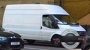 Poplar-parked-van