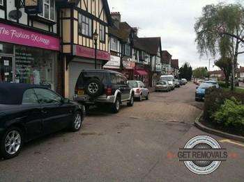 Sanderstead-Shops