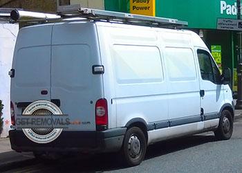 Sanderstead-removal-van