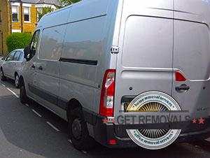 Thamesmead-Gray-van