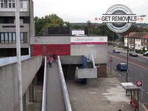 Thamesmead-Library