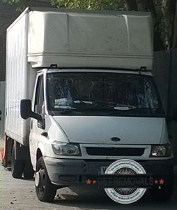 Get a removal truck in Camberwell