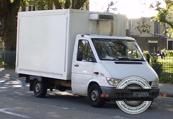 Removal truck booking in Crook Log