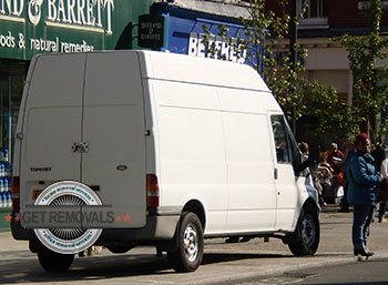Safe van removals in East Barnet