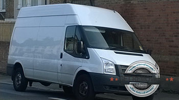 Van removals in Mill Hill