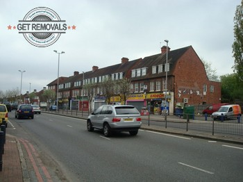 Moving company in New Eltham, SE9
