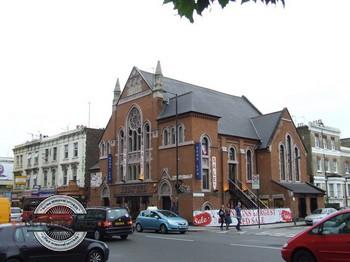 Church in West Kensington, W14