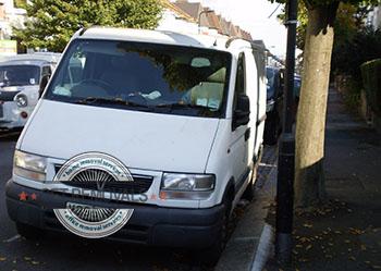 Cheap removal van hire in West Kensington