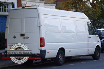 Cheap van removals in Winchmore Hill