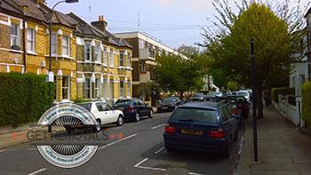 Parsons Green, Hammersmith