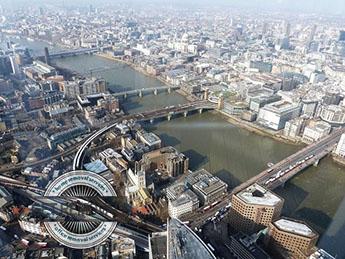 Bridges in Central London