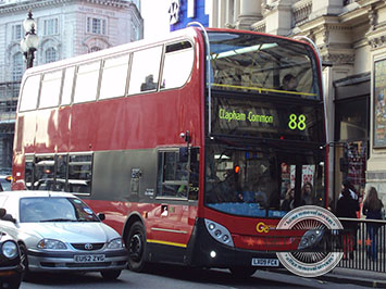 Transport in Central London