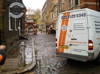 Fast relocations in Crofton Park