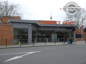 Surrey Quays, SE16