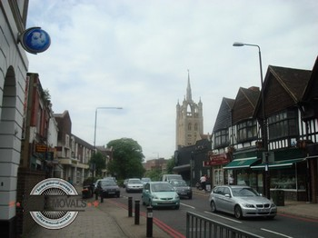 Move to Cheam with ease