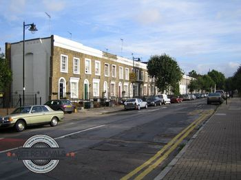Barnsbury, N1