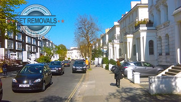 Best local movers in Swiss Cottage